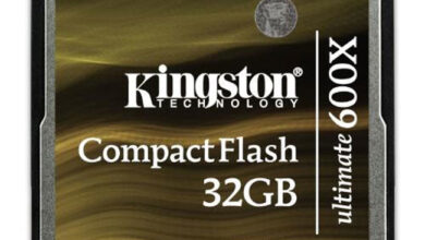 Photo of Kingston Compact Flash Ultimate gives you 600x transfer speed