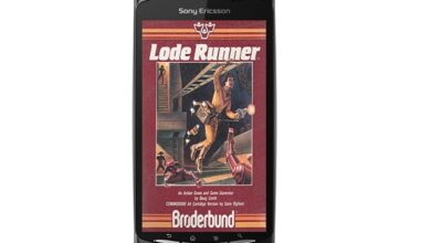 Photo of Lode Runner Game Available Exclusively at Xperia PLAY