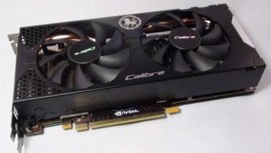 Photo of Calibre X560 DF Testbed