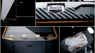 Photo of TAG Heuer RACER, the most luxurious Android Phone in the World