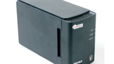 Photo of Performance Review Buffalo CloudStation Pro Duo CS-WV2.0/R1, Large Capacity