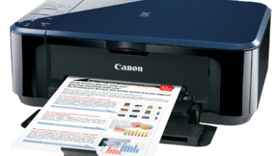 Photo of Canon PIXMA Ink Efficient E500 Performance Review, Printer with Ink Efficient Features