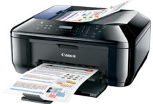 Photo of Canon PIXMA Ink Efficient E600 Performance Review, With Fax Functions