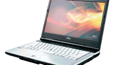 Photo of Fujitsu Lifebook S781 Performance Review, Premium Class Protection