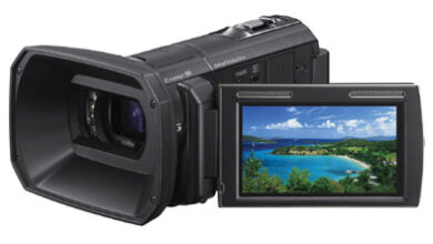 Photo of Camcorder Sony HDR-PJ580 Performance Review, Complete with Projector