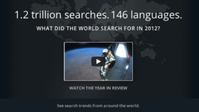 Photo of This is Most Popular Searches For Year 2012