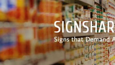 Photo of 3 Benefits Of Eye-Catching In-Store Retail Signs