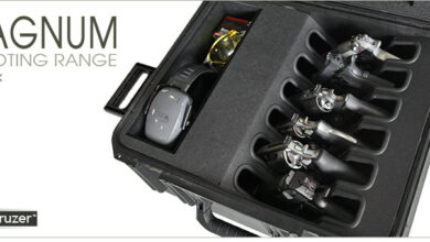 Photo of Fingerprint Technology on Your Gun Case, the Firearm Benefits as Home-Defense