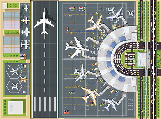 Photo of The Importance Behind Those Strange Airfield Designs