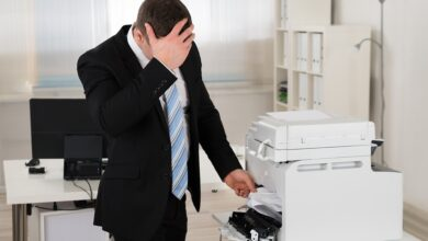 Photo of Common Office Printer Problems