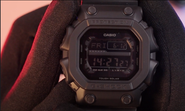 G-Shock GX-56BB-1DR Full Performance Review, Best in Class 37
