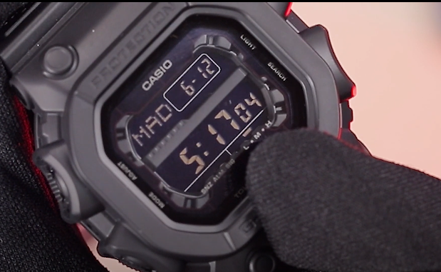 G-Shock GX-56BB-1DR Full Performance Review, Best in Class 42