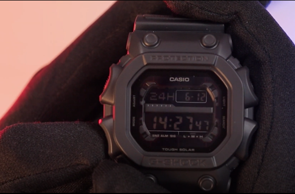 G-Shock GX-56BB-1DR Full Performance Review, Best in Class 46