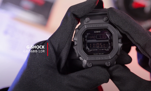 G-Shock GX-56BB-1DR Review