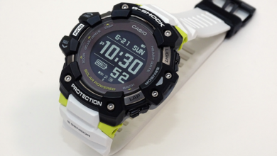 Photo of G-SHOCK GBD-H1000 Review, the First Heart Rate Sensor Enhanced, Specialized for Sports