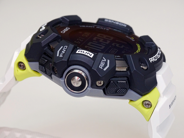 G-SHOCK GBD-H1000 Review, the First Heart Rate Sensor Enhanced, Specialized for Sports 1