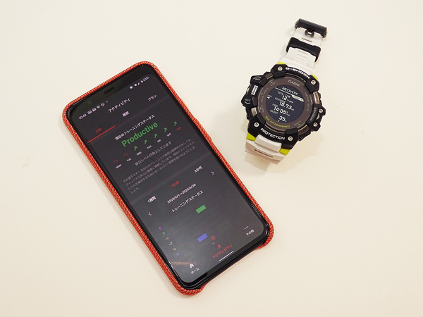 G-SHOCK GBD-H1000 Review, the First Heart Rate Sensor Enhanced, Specialized for Sports 4