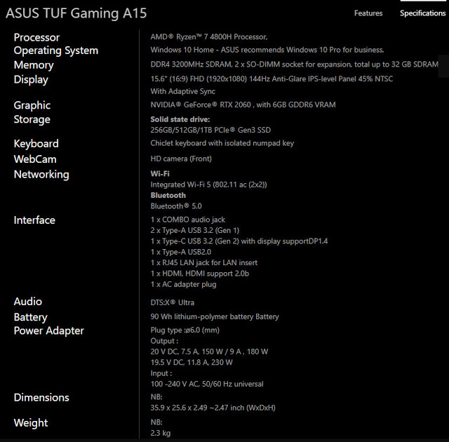 Full Performance Review ASUS TUF Gaming A15 FX506VI, Faster with AMD Ryzen 7 And RTX 2060 22