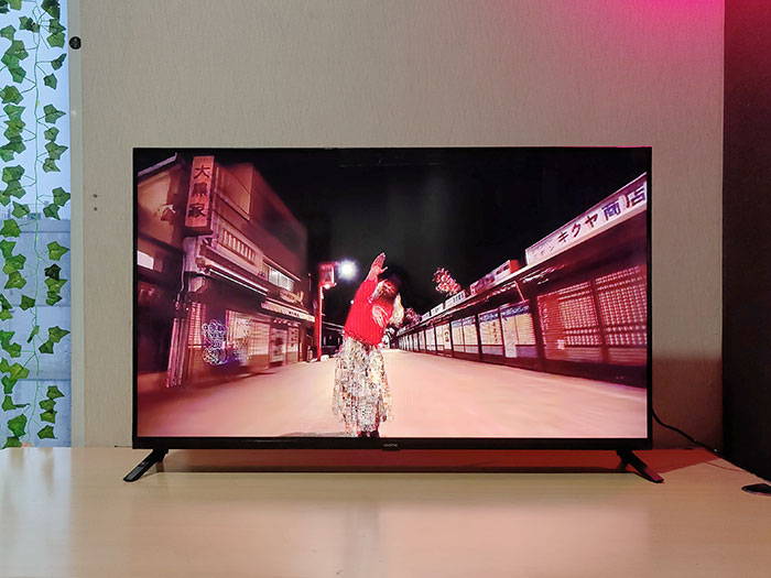 review realme smart tv