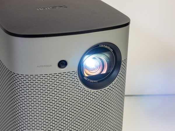 Full Performance Review XGIMI Halo, #1 Portable Projector with Android TV 23