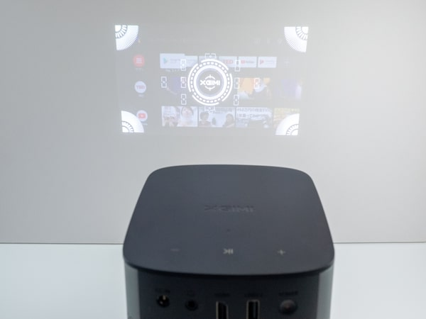 Full Performance Review XGIMI Halo, #1 Portable Projector with Android TV 37