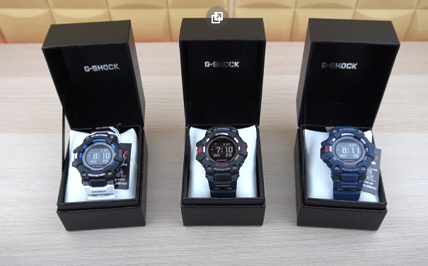 G Shock Gbd 100 Series Full Performance Review Nice Features And Price 04