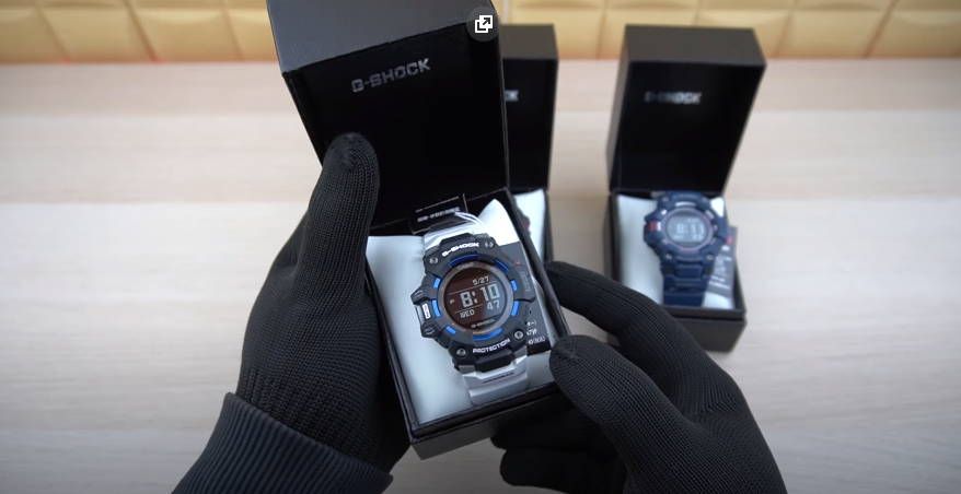 G Shock Gbd 100 Series Full Performance Review Nice Features And Price 05