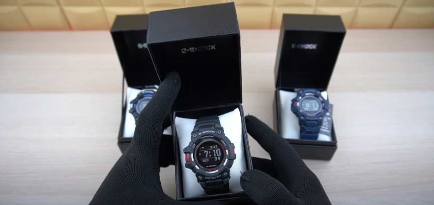 G Shock Gbd 100 Series Full Performance Review Nice Features And Price 06