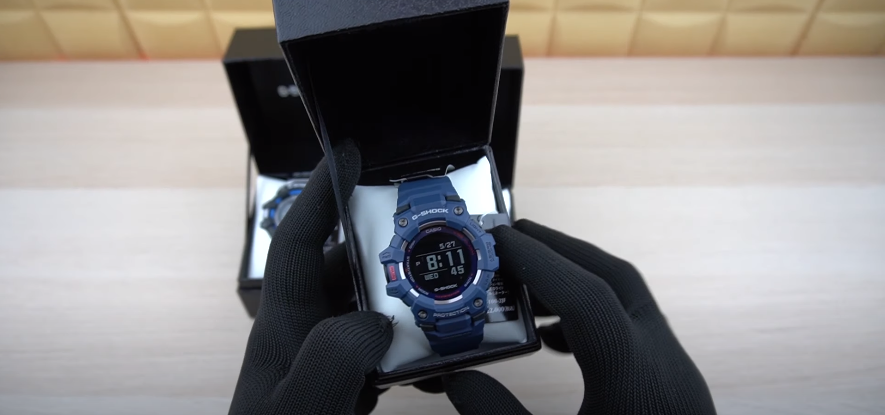 G Shock Gbd 100 Series Full Performance Review Nice Features And Price 07