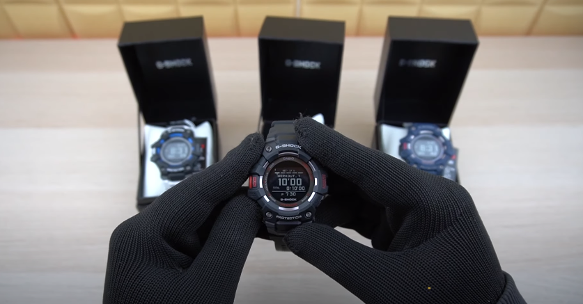 G Shock Gbd 100 Series Full Performance Review Nice Features And Price 23