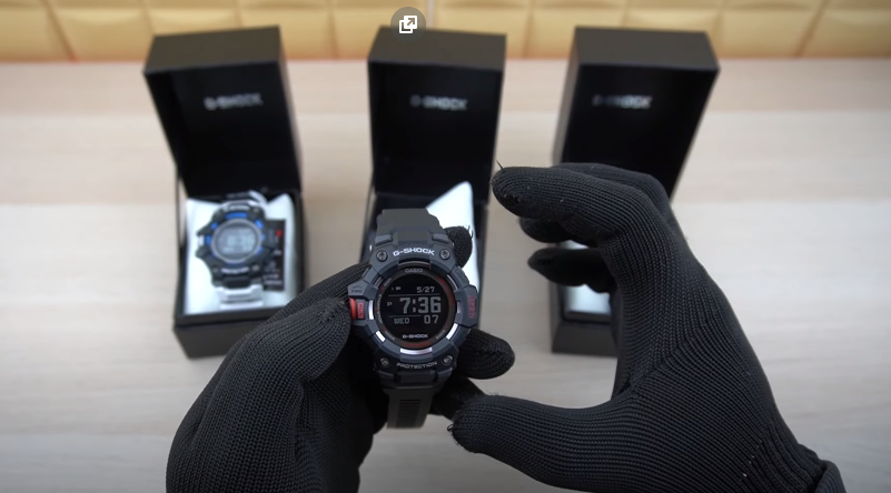 G Shock Gbd 100 Series Full Performance Review Nice Features And Price 32