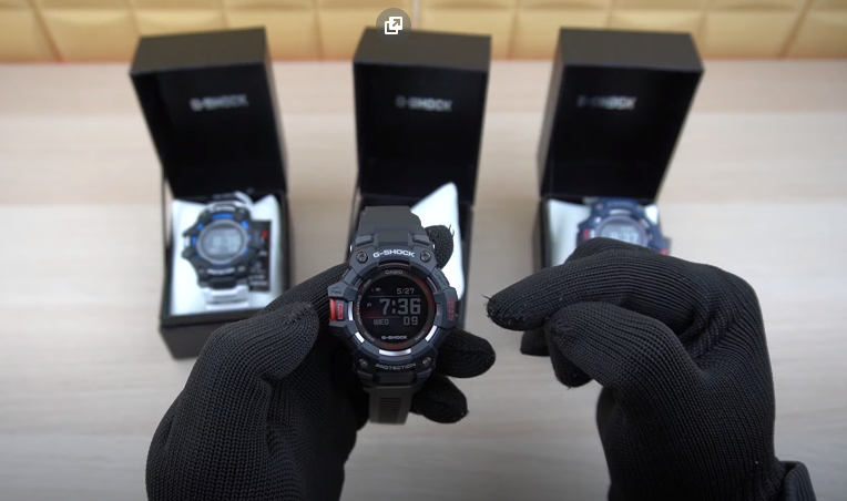 G Shock Gbd 100 Series Full Performance Review Nice Features And Price 33