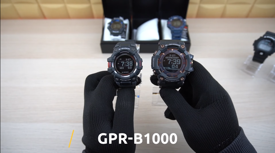 G Shock Gbd 100 Series Full Performance Review Nice Features And Price 38