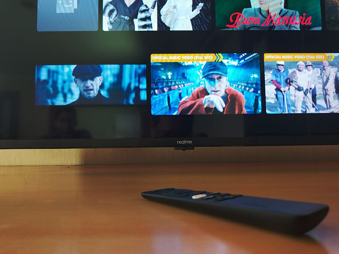 Review realme Smart TV 43, Bring Smart Impressions in High Resolution, Great Sound 7