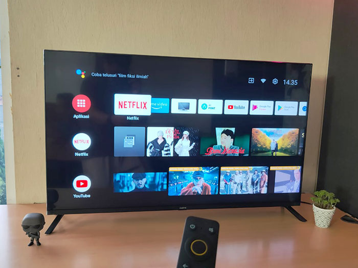 Review realme Smart TV 43, Bring Smart Impressions in High Resolution, Great Sound 8