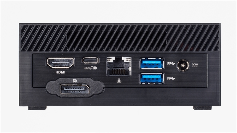review asus mini pc pn50